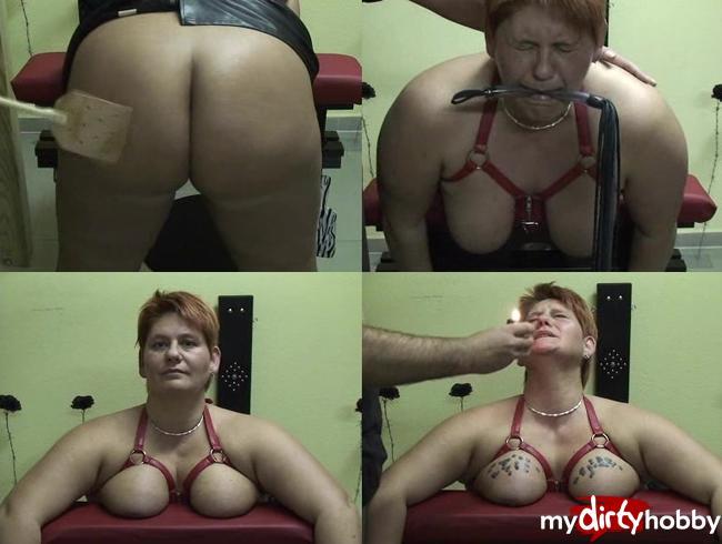 Video Thumbnail Mein Arsch und meine Titten - seine Lieblingsspielzeuge
