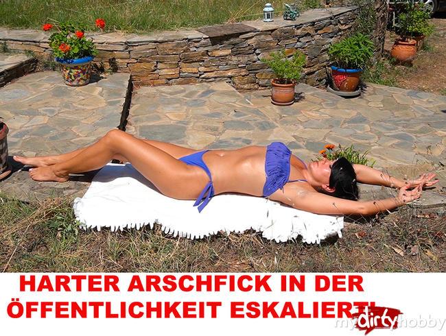 Video Thumbnail HARTER ARSCH FICK IN DER ÖFFENTLICHKEIT ESKALIERT!