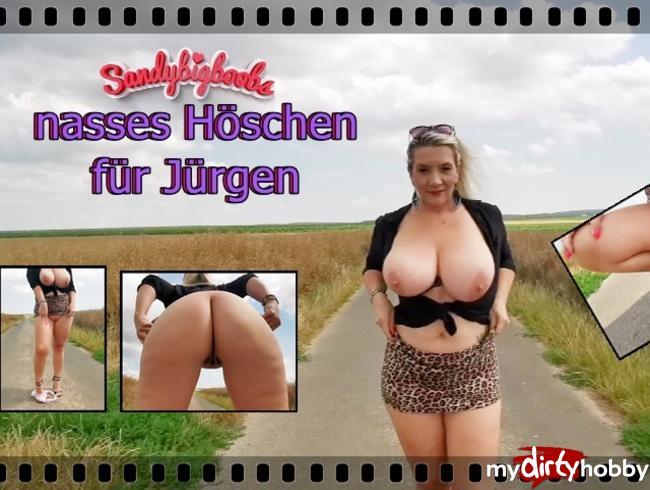 Video Thumbnail nasses Höschen für Jürgen