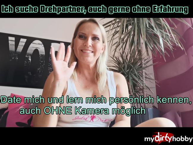 Video Thumbnail Drehpartner und Dates gesucht