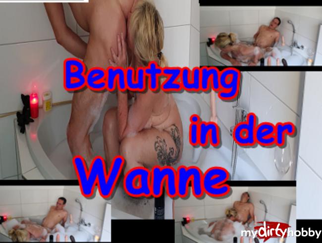 Video Thumbnail EheFotze Benutzung in der Badewanne