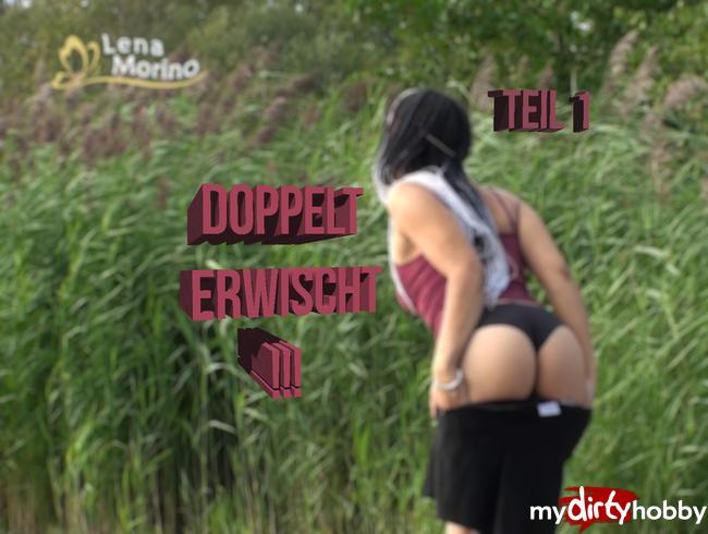 Video Thumbnail Doppelt erwischt am See (Voll erwischt!!!)