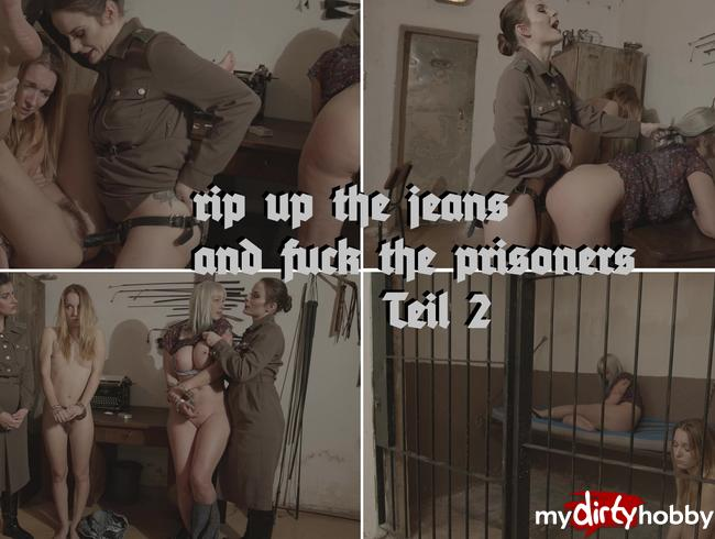 Video Thumbnail rip up the jeans and fuck the prisoners Teil 2