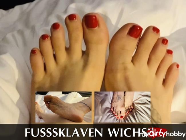 Video Thumbnail Fußsklaven-Wichser