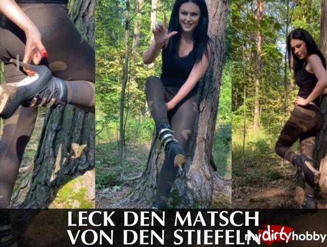 Video Thumbnail Leck den Matsch von den Stiefeln