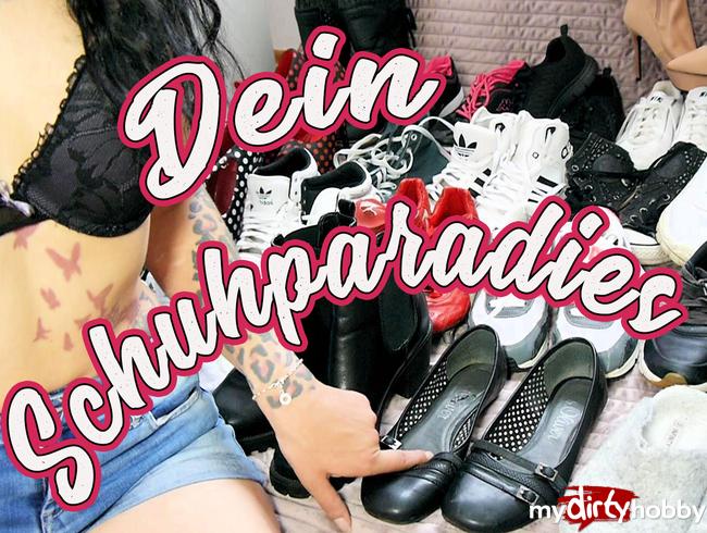 Video Thumbnail Dein Schuhparadies