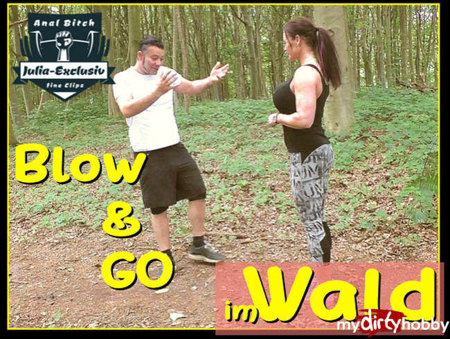 Video Thumbnail Blow&Go im Wald