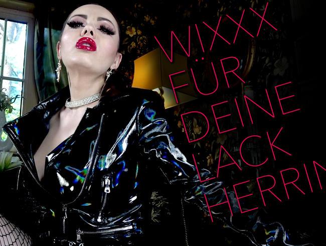 Video Thumbnail Wixxe für deine Lack-Herrin
