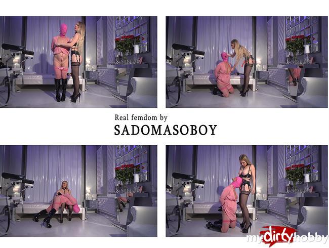 Video Thumbnail Lady Estelle - Sissy Slut Training