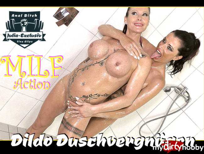 Video Thumbnail Milfaction Dildo Duschvergnügen