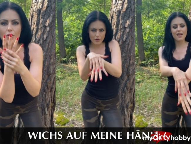 Video Thumbnail Wichs auf meine Hände!