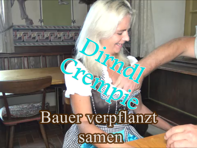 Video Thumbnail Dirndl Crempie