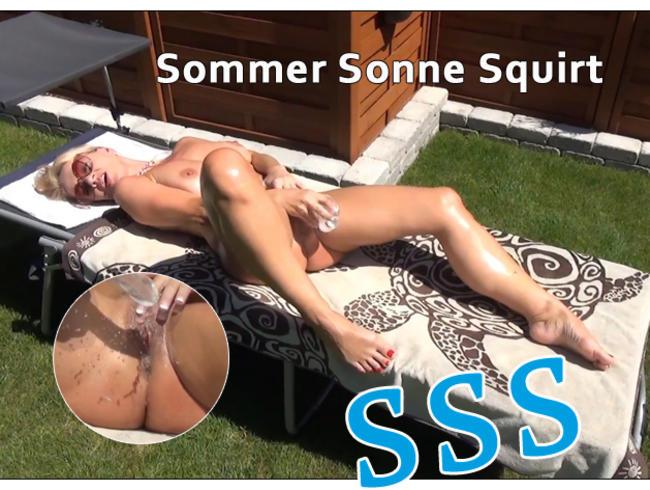 Video Thumbnail - SSS – Sommer Sonne Squirt