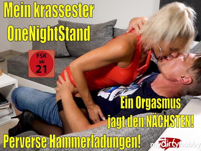 Video Thumbnail Mein krassester OneNightStand | Perverse OberhammerSAFTladungen für Partyschlampe!