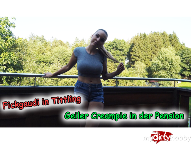 Video Thumbnail Fickgaudi in Tittling - Geiler Creampie in der Pension