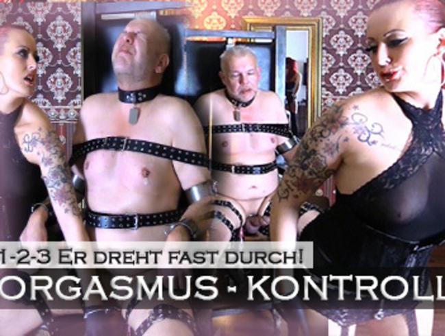 Video Thumbnail Orgasmus-Kontrolle! - Er dreht fast durch!