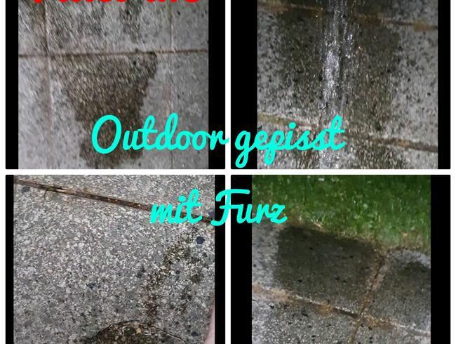 Video Thumbnail Outdoor gepisst mit Furz
