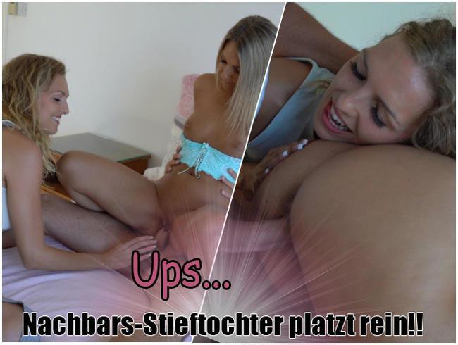 Video Thumbnail Ups… Nachbars-Stieftochter platzt rein!!