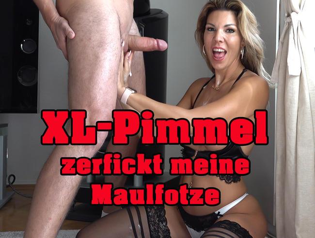 Video Thumbnail XL-PIMMEL zerfickt meine Maulfotze