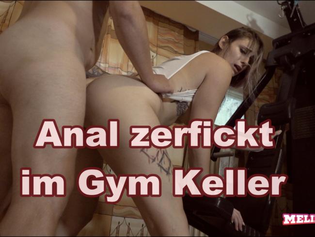Video Thumbnail Anal zerfickt im Fitness Keller