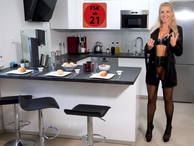 Daynia - Das perverse Hardcore Frühstück | Damit hätte Patrick nie gerechnet! XXXL SUPERLADUNGEN!