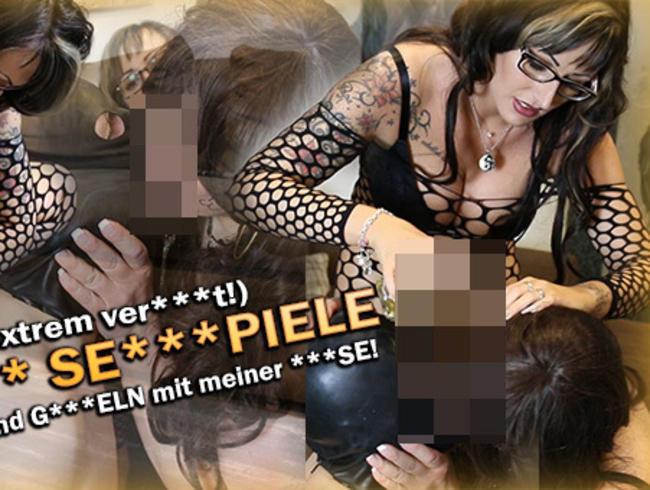 Video Thumbnail GEILE SEKTSPIELE! - Küssen und gurgeln mit Pisse!