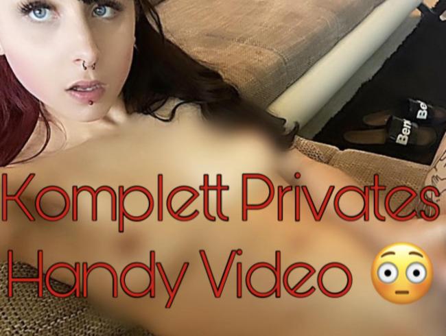 Video Thumbnail Komplett Privates Handyvideo ????