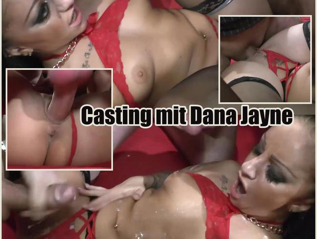 GB-Chief - Casting mit Dana Jayne