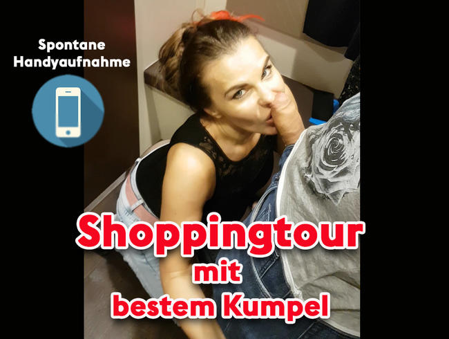 Video Thumbnail Shoppinhtour mit bestem Kumpel