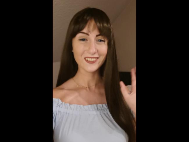 Video Thumbnail Mein Vorstellungsvideo für euch - Omg.. Ich bin sooo aufgeregt!!!!