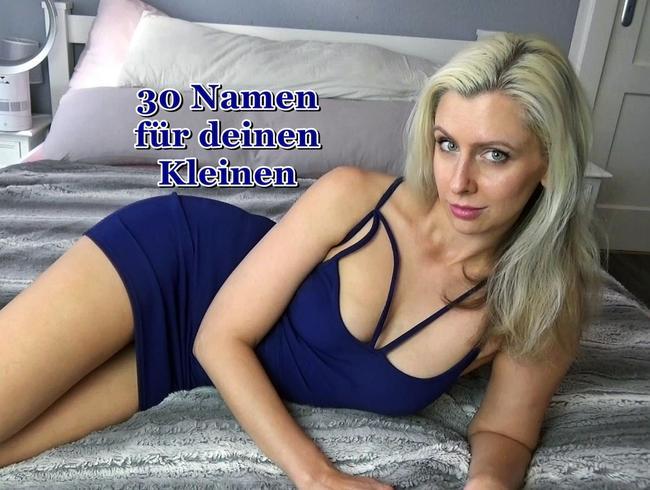 Video Thumbnail 30 Namen für deinen Kleinen