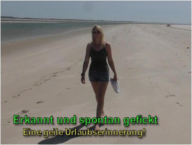 Video Thumbnail Erkannt und spontan gefickt I Eine geile Urlaubserinnerung!