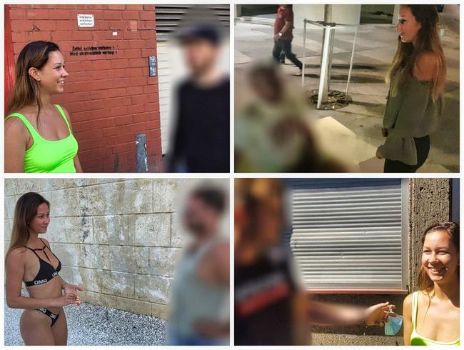 Video Thumbnail HEFTIG! Ich habe Männer auf der Straße nach Sex gefragt!
