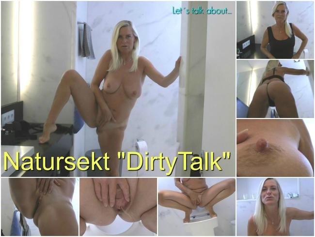 "Video Thumbnail Natursekt ""Dirty Talk"""