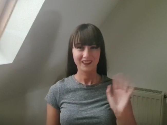 Video Thumbnail OMG! Ich hab mich getraut! MEIN ERSTES VIDEO GANZ NACKT!!!