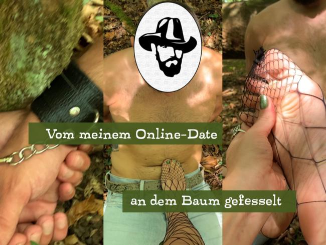 Video Thumbnail Von meinem Online-Date am Baum fesseln lassen