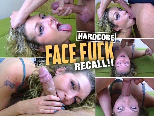 Video Thumbnail FACE FUCK   RECALL !! Ihr zweiter Versuch !!