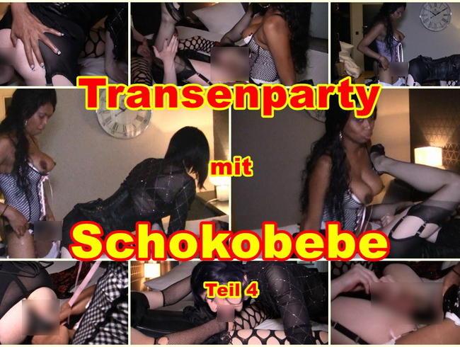 Video Thumbnail Transenparty mit Schokobebe Teil 4