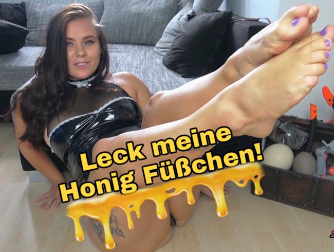 Video Thumbnail Leck meine Honig Füßchen!