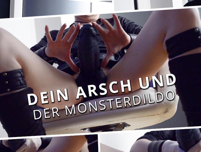 Video Thumbnail Dein Arsch und der Monsterdildo