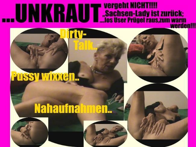 Video Thumbnail Unkraut vergeht nicht!Ich bin zurück,los Prügel raus