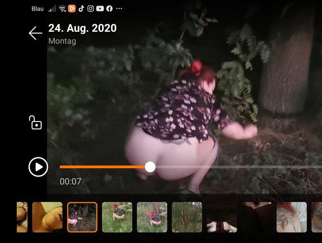 Video Thumbnail Beim pissen penetriert