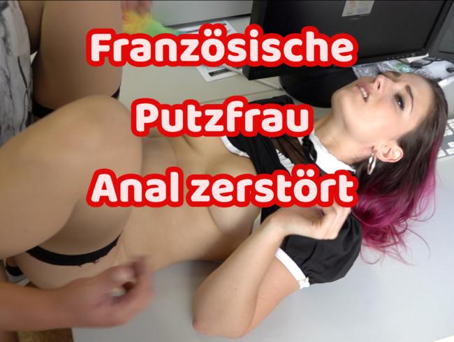 Video Thumbnail Putzfrau Anal zerfickt xxx Zitterorgasmus