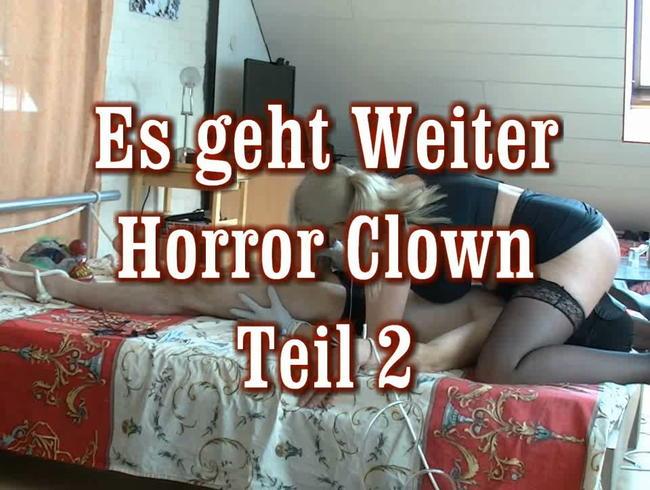 Video Thumbnail es geht weiter - Horror Clown 2