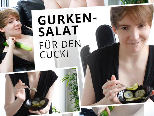 Video Thumbnail Gurkensalat für den Cucki