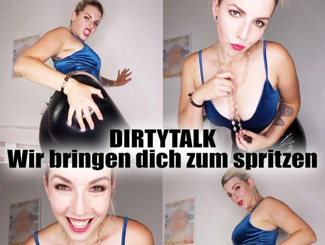 Video Thumbnail DIRTYTALK – Wir bringen dich zum spritzen