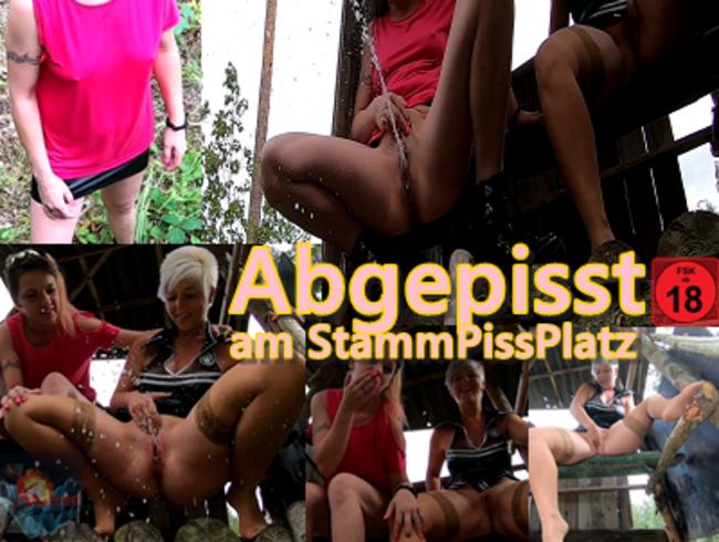 Video Thumbnail Abgepisst am StammPissPlatz