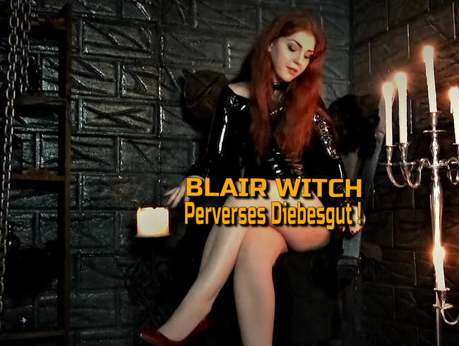Video Thumbnail Blair Witch | Perverses Diebesgut! (Video Wettbewerb!)