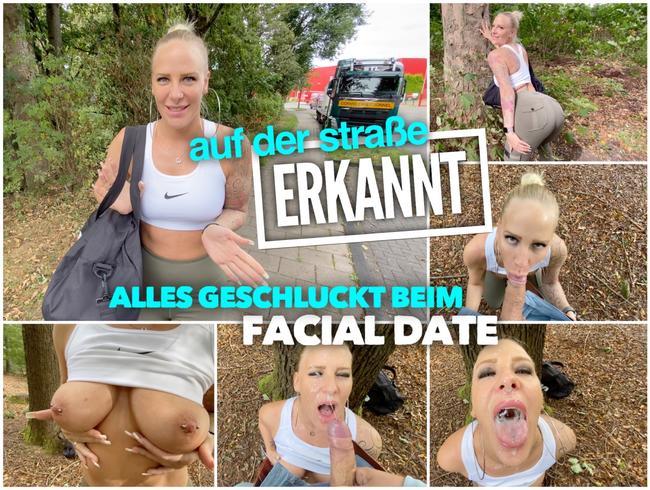 Video Thumbnail Auf der Straße ERKANNT | Alles geschluckt beim FACIAL DATE