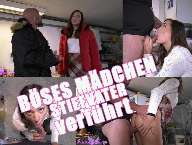 Video Thumbnail Böses Mädchen - Stiefvater verführt!